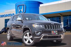 2016_Jeep_Grand Cherokee_Limited_ Wichita Falls TX