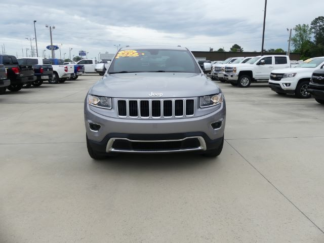 2016 Jeep Grand Cherokee Limited 4WD Cullman AL
