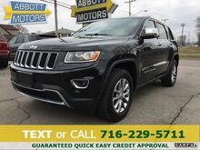 2016_Jeep_Grand Cherokee_Limited 4WD w/Navigation & Low Miles_ Buffalo NY
