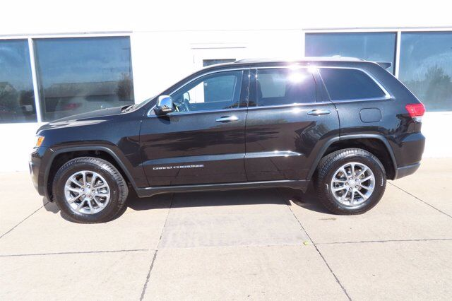 2016 Jeep Grand Cherokee Limited 4X4 Moline IL
