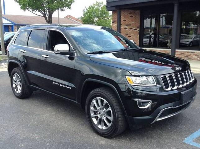 2016 Jeep Grand Cherokee Limited 4x4 4dr SUV Chesterfield MI