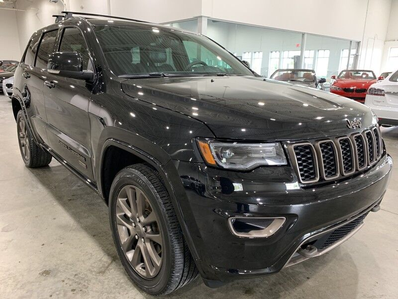 2016_Jeep_Grand Cherokee_Limited 75th Anniversary_ Charlotte NC
