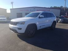 2016_Jeep_Grand Cherokee_Limited 75th Anniversary_ Heber Springs AR