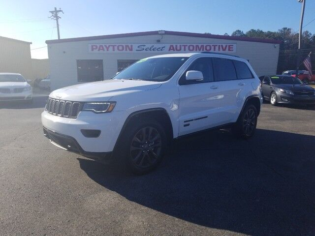 2016 Jeep Grand Cherokee Limited 75th Anniversary Heber Springs AR