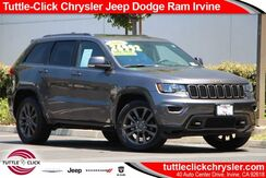 2016_Jeep_Grand Cherokee_Limited 75th Anniversary_ Irvine CA