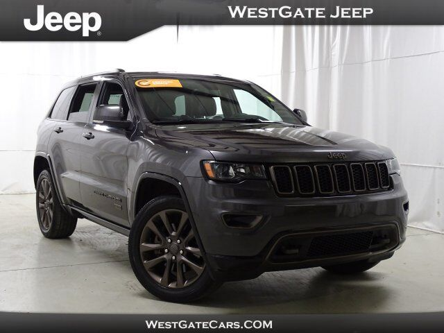 2016 Jeep Grand Cherokee Limited 75th Anniversary Raleigh Nc