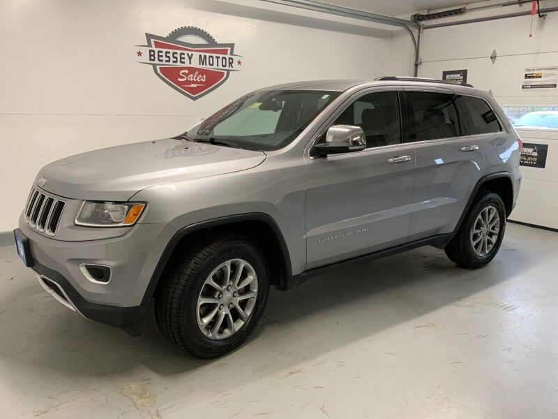 2016 Jeep Grand Cherokee Limited 75th Anniversary South Paris ME