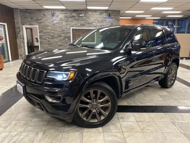 2016 Jeep Grand Cherokee Limited 75th Anniversary Worcester MA