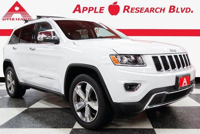 2016 Jeep Grand Cherokee Limited Austin TX
