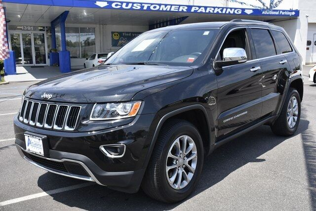 2016 Jeep Grand Cherokee Limited Bay Shore NY