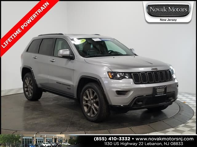 2016 Jeep Grand Cherokee Limited Bedford TX
