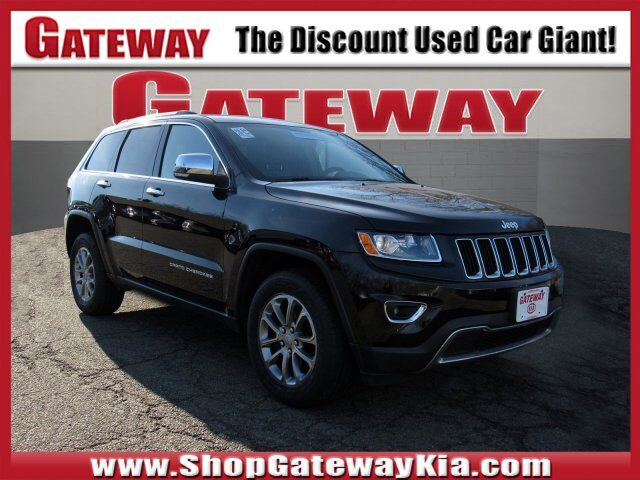 2016 Jeep Grand Cherokee Limited Denville NJ