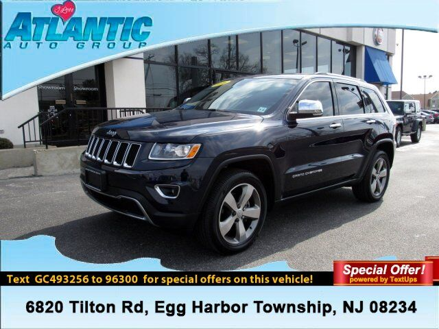 2016 Jeep Grand Cherokee Limited Egg Harbor Township NJ