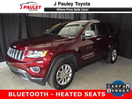 2016_Jeep_Grand Cherokee_Limited_ Fort Smith AR