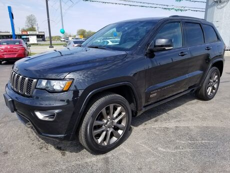 2016 Jeep Grand Cherokee Limited Fort Wayne Auburn and Kendallville IN
