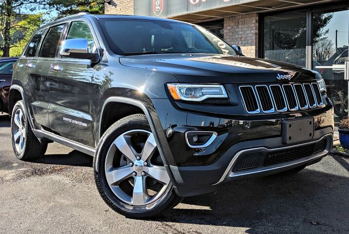 2016 Jeep Grand Cherokee Limited Georgetown KY