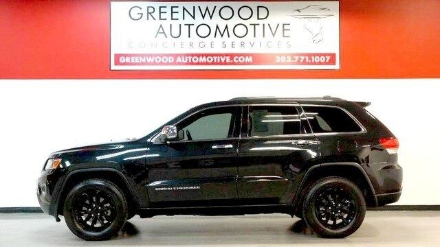 2016 Jeep Grand Cherokee Limited Greenwood Village CO