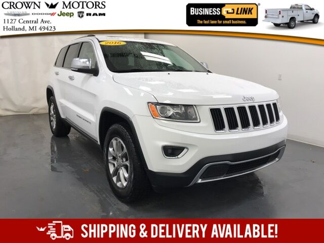 2016 Jeep Grand Cherokee Limited Holland MI