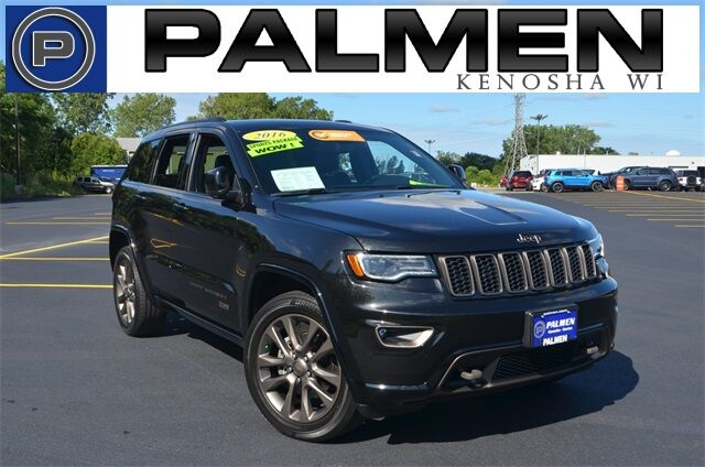 2016 Jeep Grand Cherokee Limited Kenosha WI
