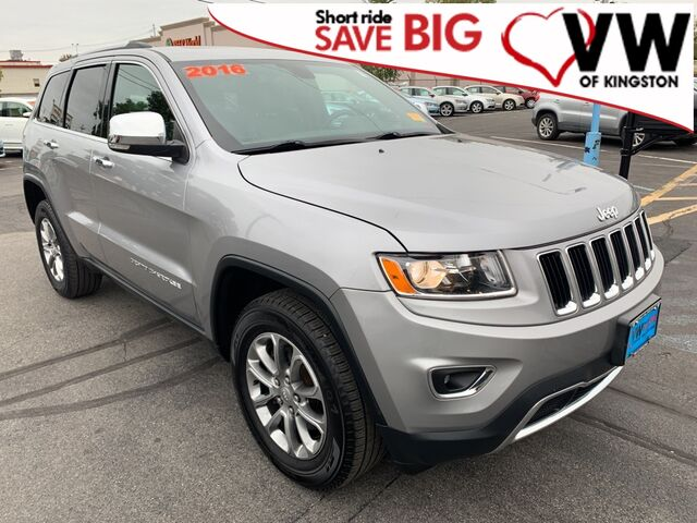 2016 Jeep Grand Cherokee Limited Kingston NY