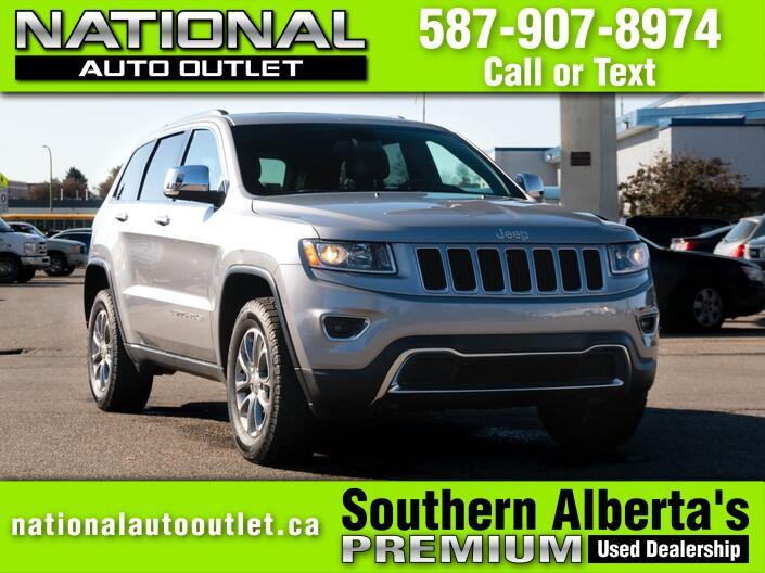 2016 Jeep Grand Cherokee Limited Lethbridge AB