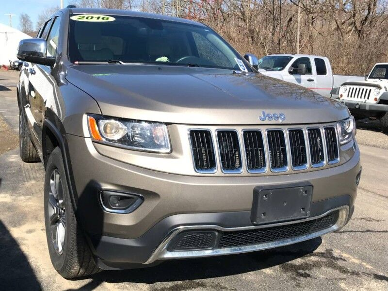 2016 Jeep Grand Cherokee Limited Little Valley NY