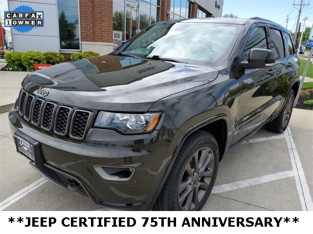 2016 Jeep Grand Cherokee Limited Mayfield Village OH