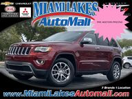 2016 Jeep Grand Cherokee Limited Miami Lakes FL