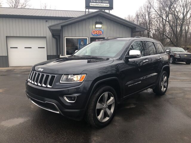 2016 Jeep Grand Cherokee Limited Middlebury IN