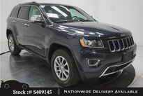 Jeep Grand Cherokee Limited NAV,CAM,SUNROOF,HTD STS,PARK ASST 2016