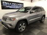 2016 Jeep Grand Cherokee Limited, Nav, Roof, 20in Wheels, Blind Spot Monitor