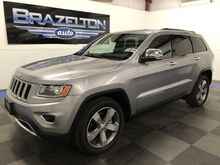 2016_Jeep_Grand Cherokee_Limited, Nav, Roof, 20in Wheels, Blind Spot Monitor_ Houston TX