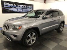 Jeep Grand Cherokee Limited, Nav, Roof, 20in Wheels, Blind Spot Monitor 2016