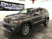 2016_Jeep_Grand Cherokee_Limited, Nav, Sunroof, Blind Spot Monitor_ Houston TX