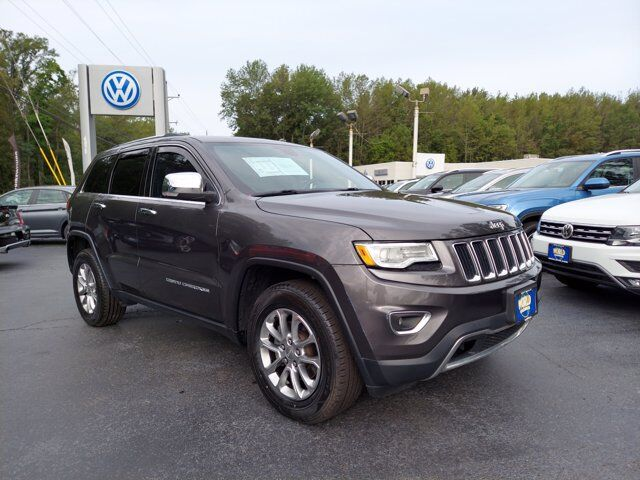 2016 Jeep Grand Cherokee Limited Neptune NJ