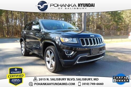 2016_Jeep_Grand Cherokee_Limited **ONE OWNER**_ Salisbury MD