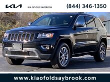 2016_Jeep_Grand Cherokee_Limited_ Old Saybrook CT