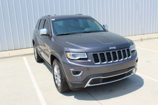 2016 Jeep Grand Cherokee Limited Paris TX