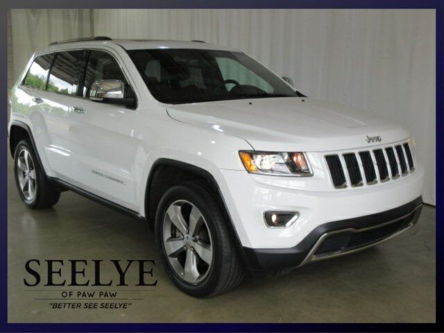 2016 Jeep Grand Cherokee Limited Paw Paw MI