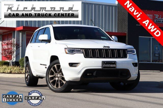 2016 Jeep Grand Cherokee Limited Richmond KY