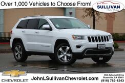 2016_Jeep_Grand Cherokee_Limited_ Roseville CA