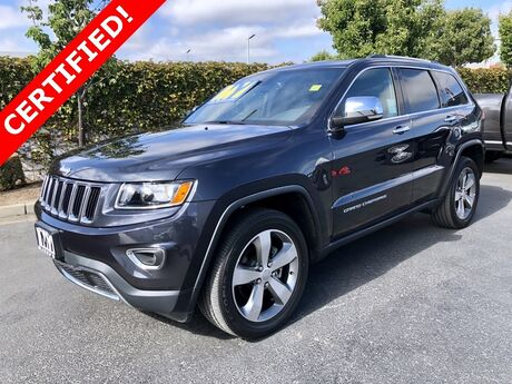 2016 Jeep Grand Cherokee Limited Salinas CA