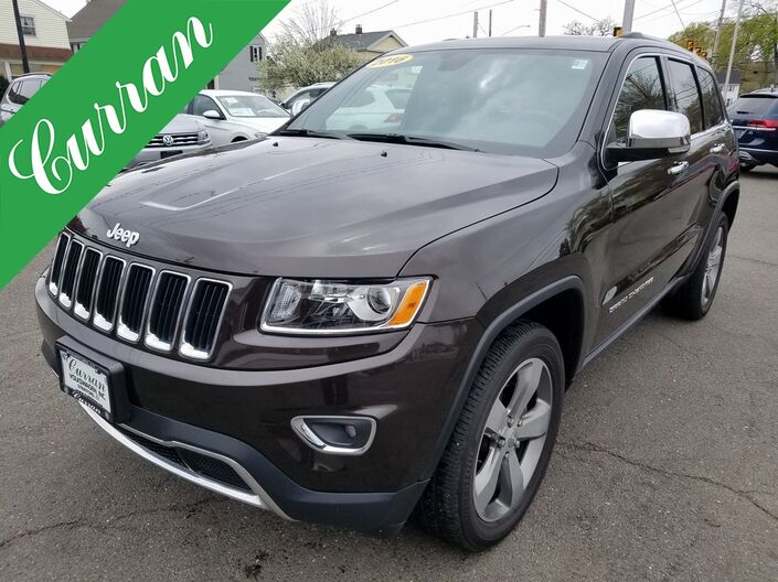 2016 Jeep Grand Cherokee Limited Stratford CT