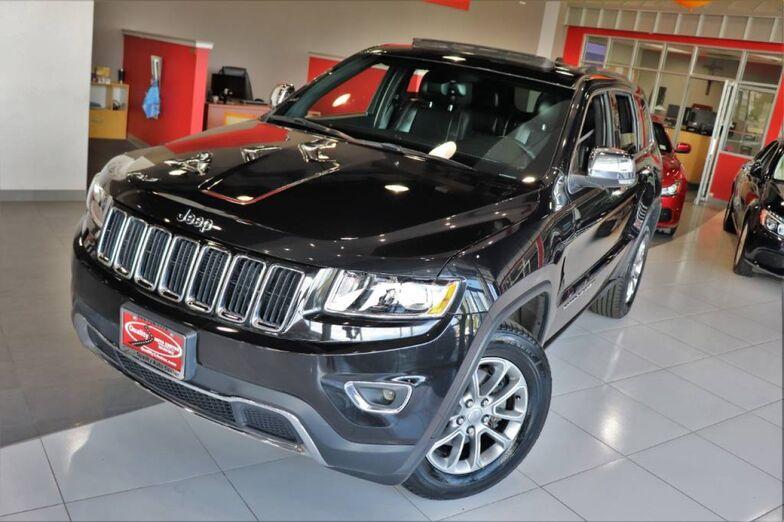 2016 Jeep Grand Cherokee Limited Sunroof Navigation Backup Camera Springfield NJ
