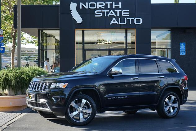 2016_Jeep_Grand Cherokee_Limited_ Walnut Creek CA