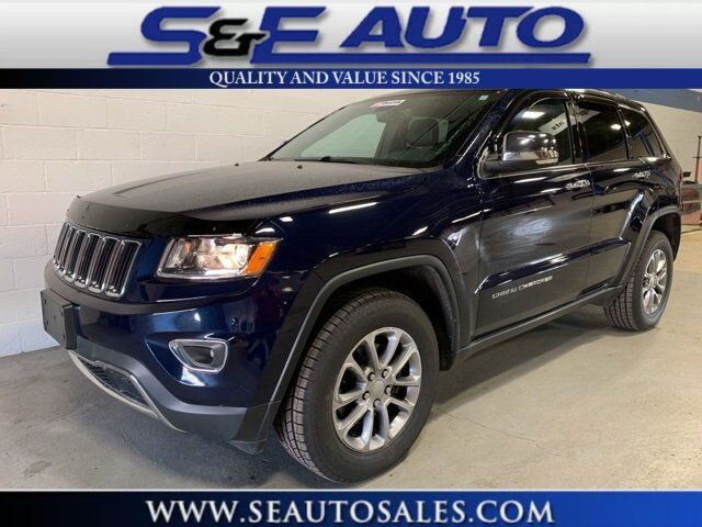 2016 Jeep Grand Cherokee Limited Weymouth MA