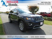 2016_Jeep_Grand Cherokee_Limited_ Winchester VA
