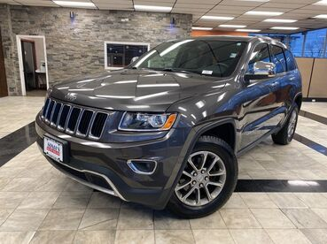 2016_Jeep_Grand Cherokee_Limited_ Worcester MA