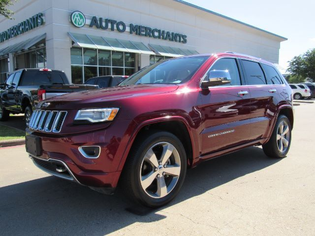 2016 Jeep Grand Cherokee Overland 2WD Plano TX