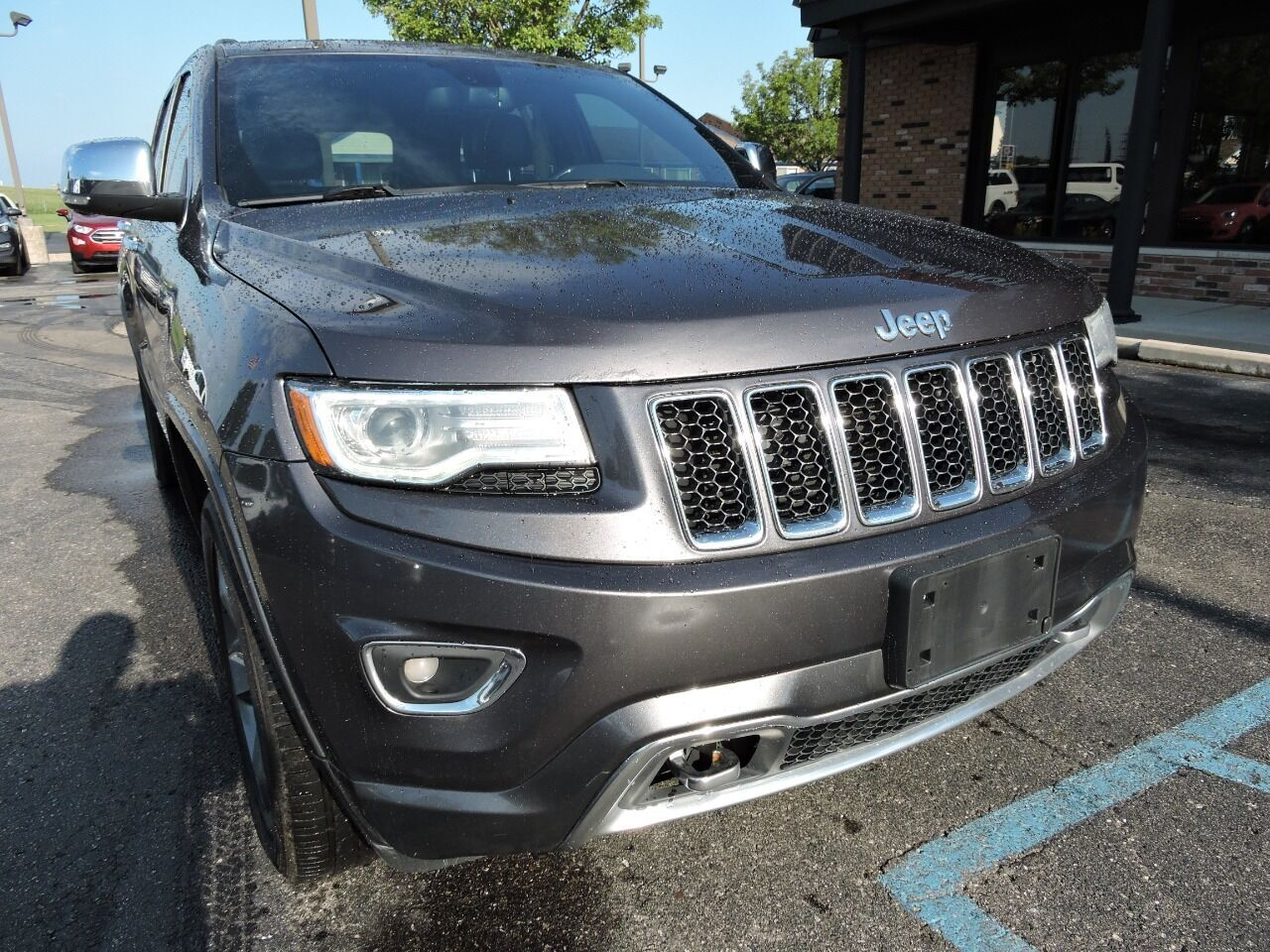 2016 Jeep Grand Cherokee Overland 4x4 4dr SUV Chesterfield MI
